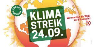 Klimastreik am 24.09.